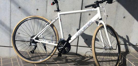 クロスバイク、ルイガノ