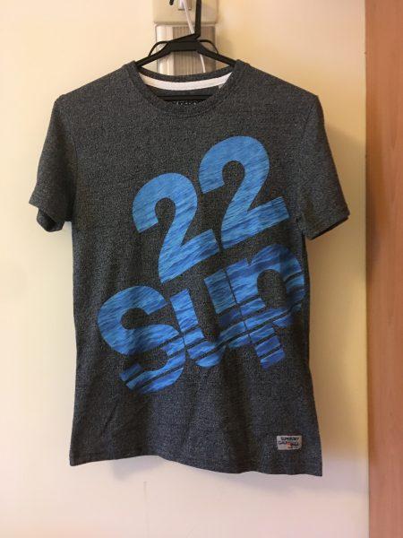 台湾で買ったSuperDry SportsのTシャツ