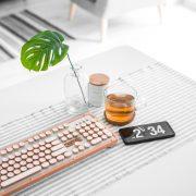 AJIOのキーボード