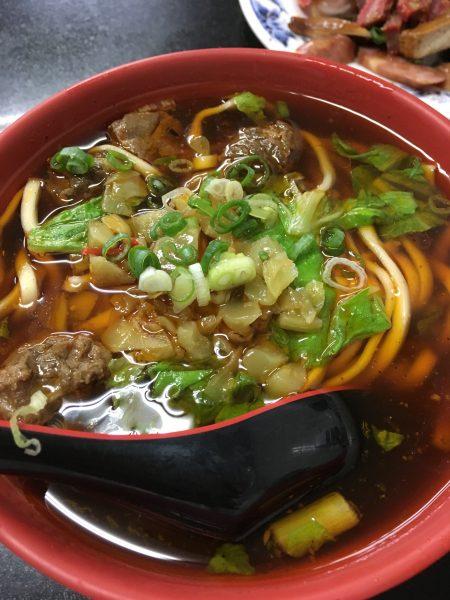 牛肉麵の画像 台湾のもので一番おいしい 週に2回は食べた