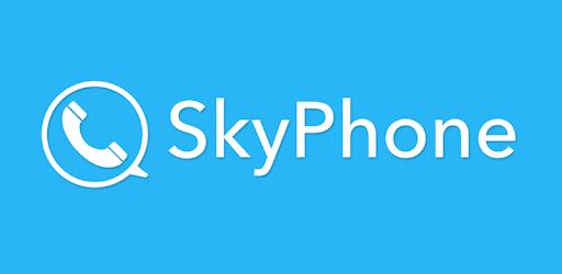 LINEの音声通話が途切れるならSkyPhoneを使ってみては